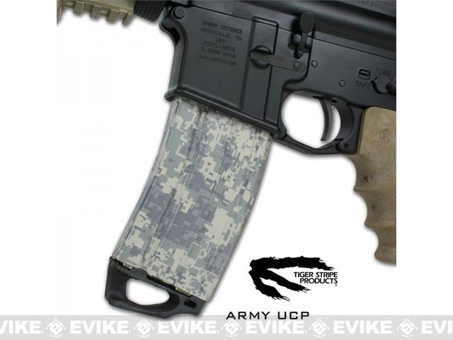 US NightVision Mag Wraps™ Rapid Wraps - Tiger Stripe: Army UCP