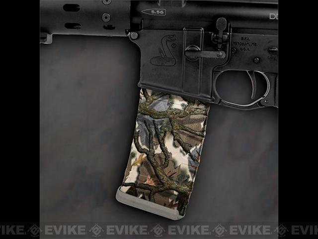 US NightVision Mag Wraps™ Rapid Wraps - Predator Camo: 3D Deception