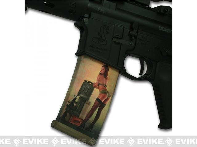 US NightVision Mag Wraps™ Hot Shots 2013 Pin-Ups - Kelly November