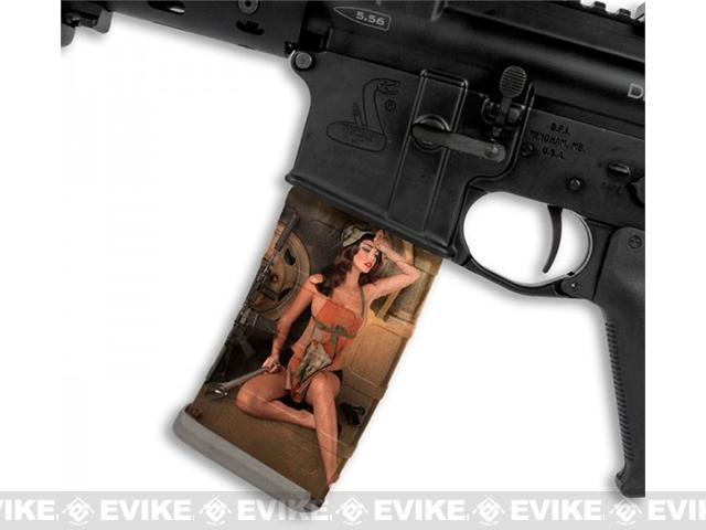 z US NightVision Mag Wraps™ Hot Shots 2013 Pin-Ups - India February