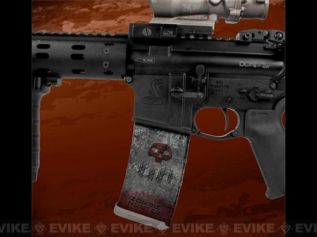 US NightVision Mag Wraps™ Rapid Wraps - Zombie Tomb Stone