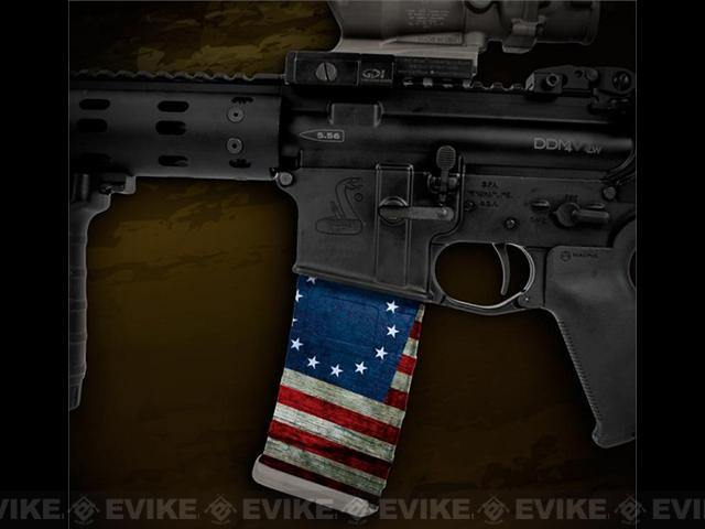 US NightVision Mag Wraps™ Rapid Wraps - Heritage