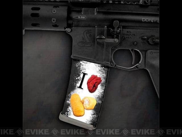 US NightVision Mag Wraps™ Rapid Wraps - I Heart Twinkies