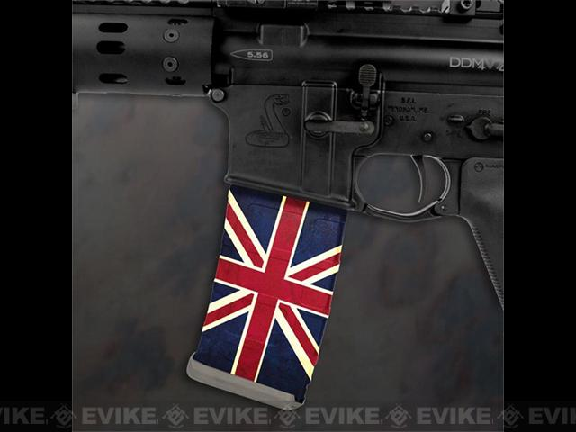 US NightVision Mag Wraps� Rapid Wraps - Union Jack