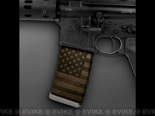 US NightVision Mag Wraps™ Rapid Wraps - Patriot: Flat Dark Earth