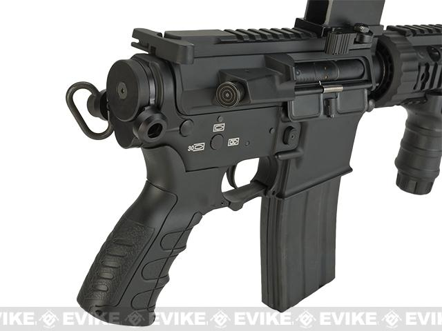 Gilboa Licensed High Speed Proline PDW Airsoft AEG Pistol by G&P - Black