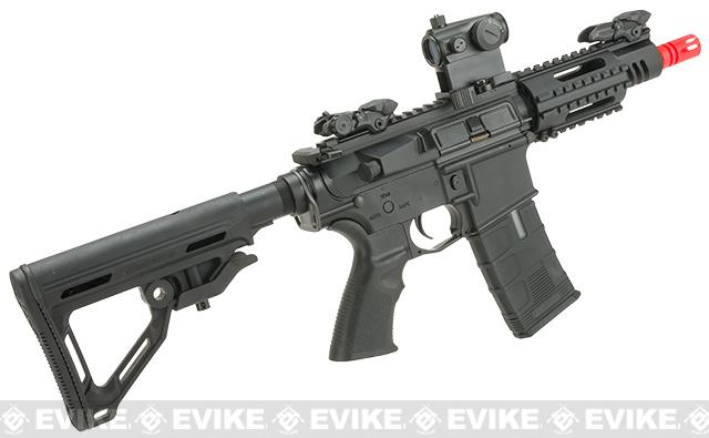 Gilboa Licensed Silver Shadow  M4 SBR Full Metal Airsoft AEG Rifle