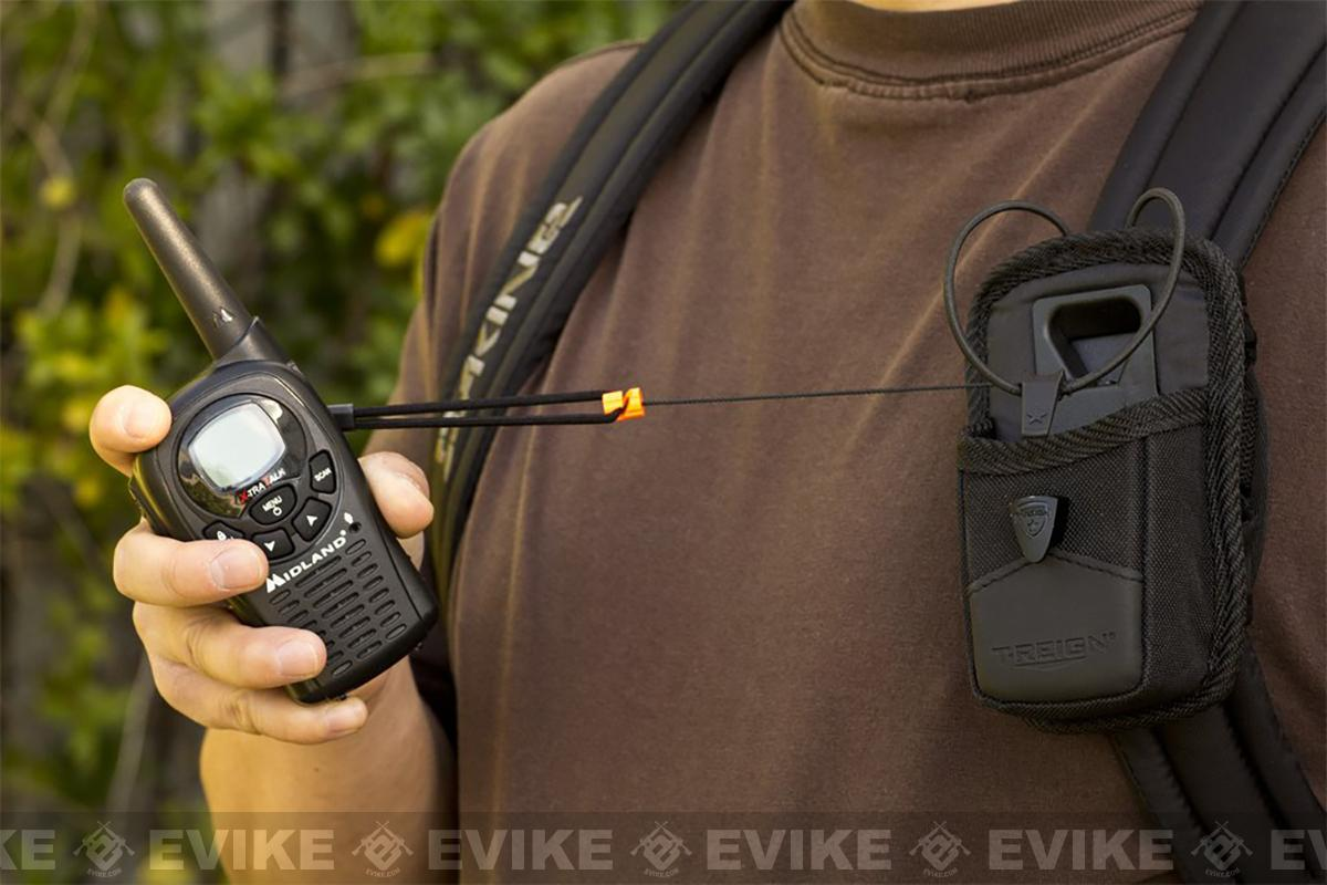 T-Reign ProHolster for Radios with Retractable Tether
