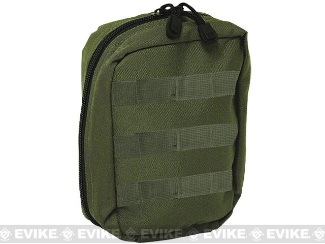 Voodoo Tactical Trauma Kit / First Aid Pouch - OD Green