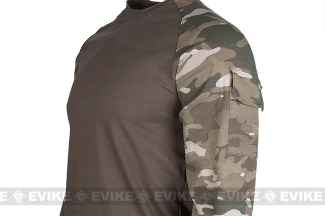 Cast Gear Tactical Combat T-Shirt - C-Cam (Size: XX-Large)