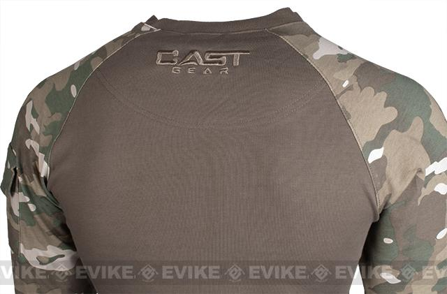 Cast Gear Tactical Combat T-Shirt - C-Cam (Size: Large)