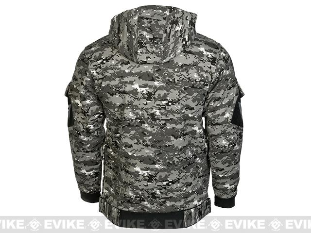 CAST Gear Tactical Pullover Hoodie - Urban Digital (Size: Small)