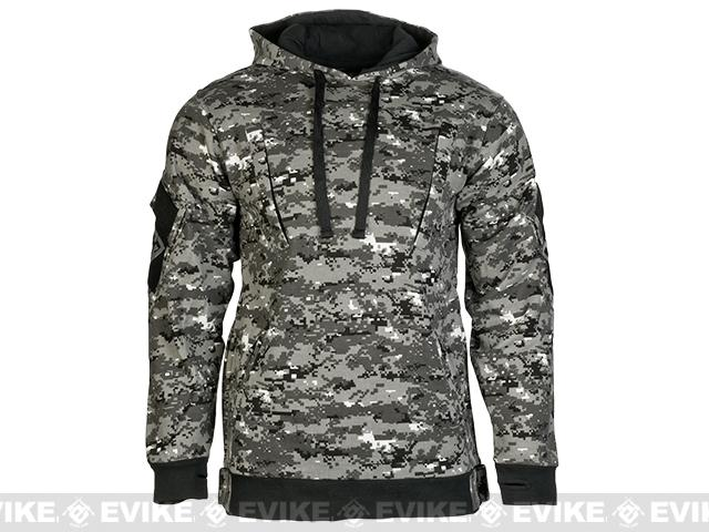 CAST Gear Tactical Pullover Hoodie - Urban Digital (Size: Large)