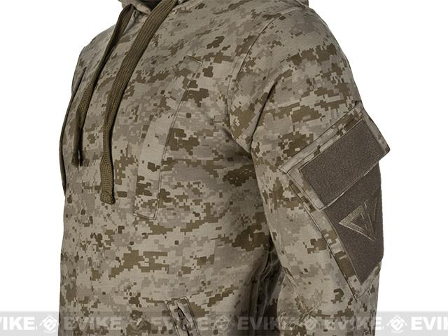 CAST Gear Tactical Pullover Hoodie - Desert Digital (Size: X-Large)