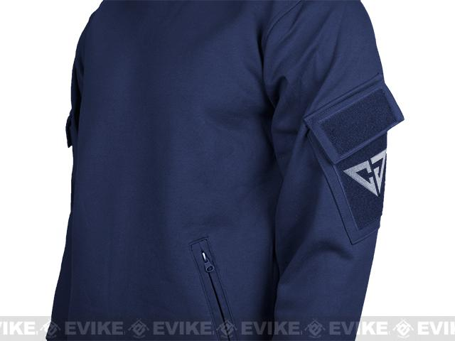 CAST Gear Tactical Pullover Hoodie - Navy (Size: Large)