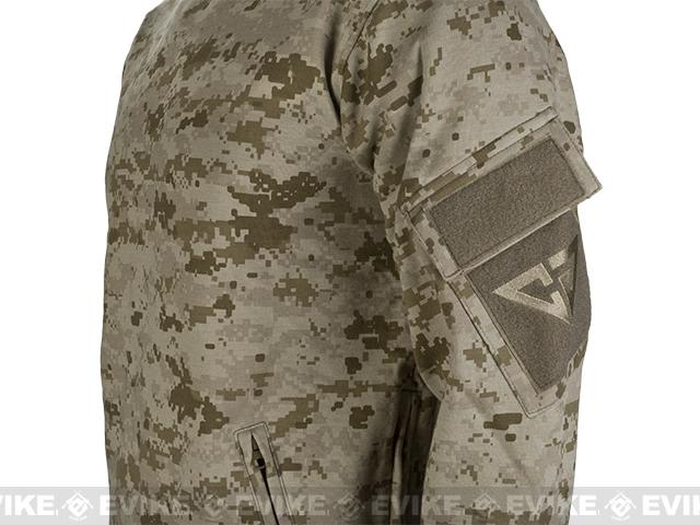 CAST Gear Tactical Pullover - Desert Digital (Size: Medium)