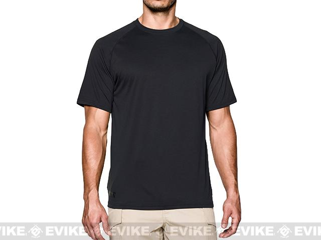Under Armour Men's UA Tactical Tech™ Short Sleeve T-Shirt - Black (Medium)