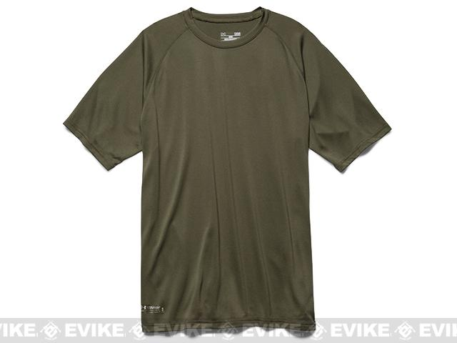 Under Armour Men's UA Tactical Tech™ Short Sleeve T-Shirt - OD Green (X-Large)