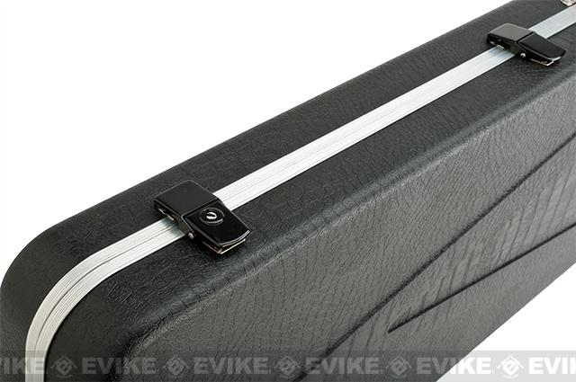 Plano DLX Double Scoped Rifle Case - Black