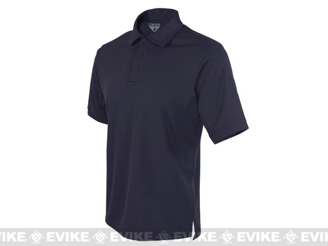 Condor Performance Tactical Polo - Navy Blue (Size: Large)