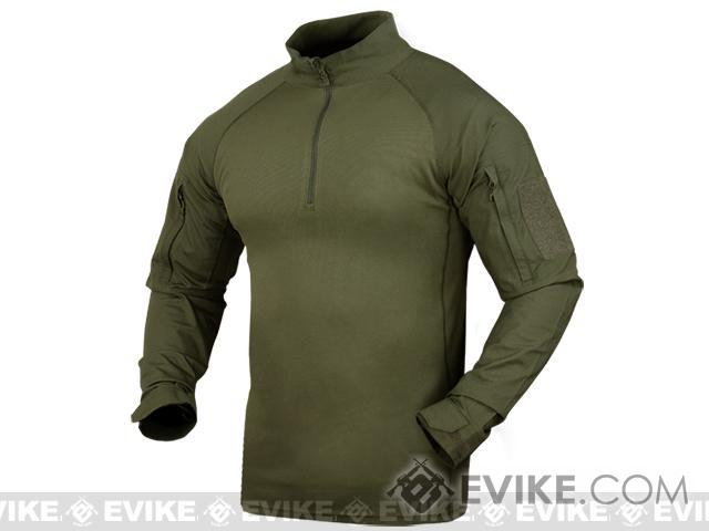 Condor Tactical Combat Shirt - OD Green (Size: Large)