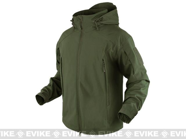Condor Element Soft Shell Jacket - Olive Drab (Size: X-Large)