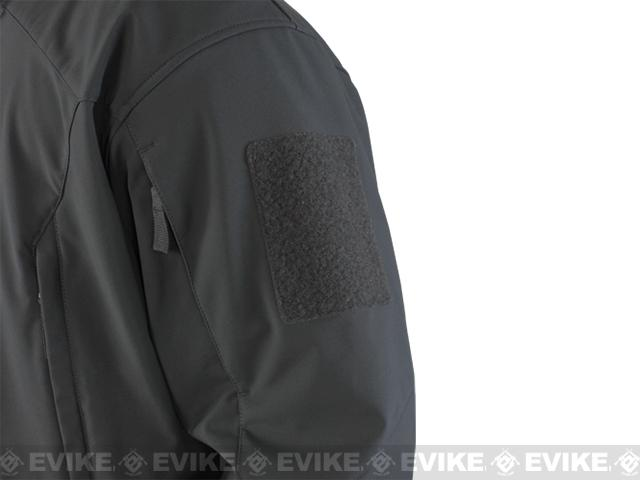 Condor Element Soft Shell Jacket - Black (Size: Small)