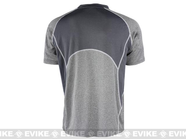Condor Blitz Performance Workout Top - Graphite (Size: Medium)
