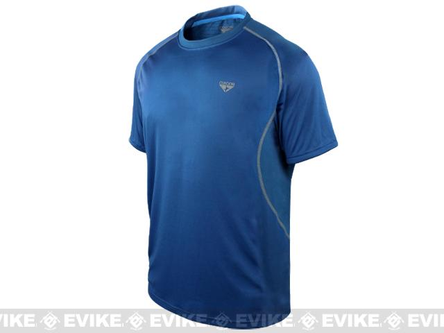 Condor Blitz Performance Workout Top - Cobalt (Size: Small)