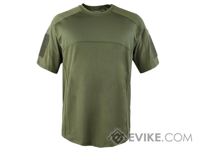 Condor Trident Battle Top - OD Green (Size: Small)