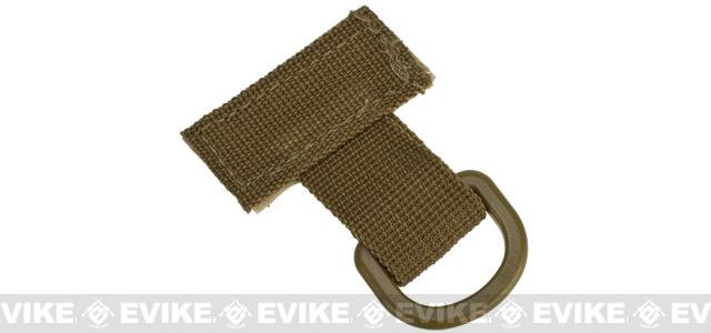 Rothco MOLLE Ready Tactical T-Ring - Coyote