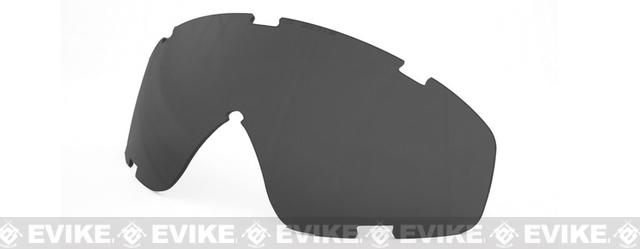 Oakley SI Ballistic Goggle Replacement Lens - Grey