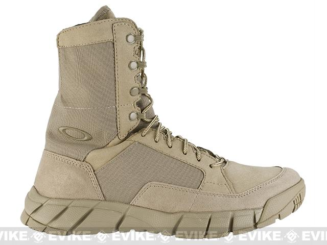 z Oakley SI Light Assault Boot 8 - Desert (Size: 9)