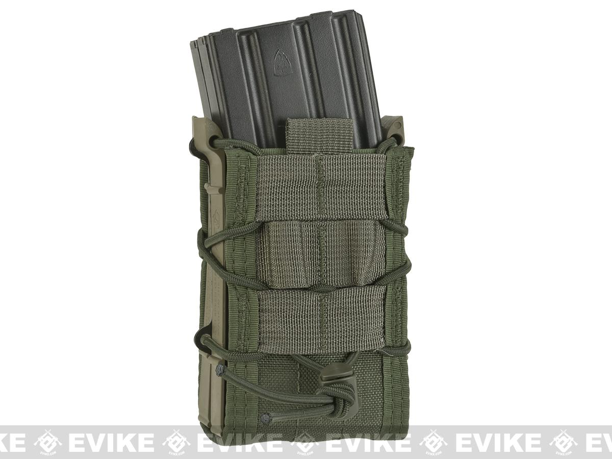 HSGI X2R TACO® Modular Double Rifle Magazine Pouch - Smoke Green
