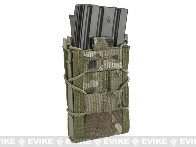 HSGI Double Decker TACO� Modular Single Rifle and Pistol Magazine Pouch - Multicam
