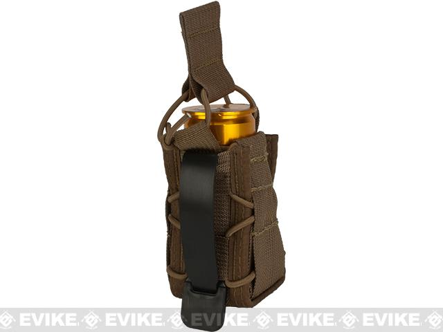 High Speed Gear HSGI TACO Single 40mm Grenade MOLLE Pouch - Coyote