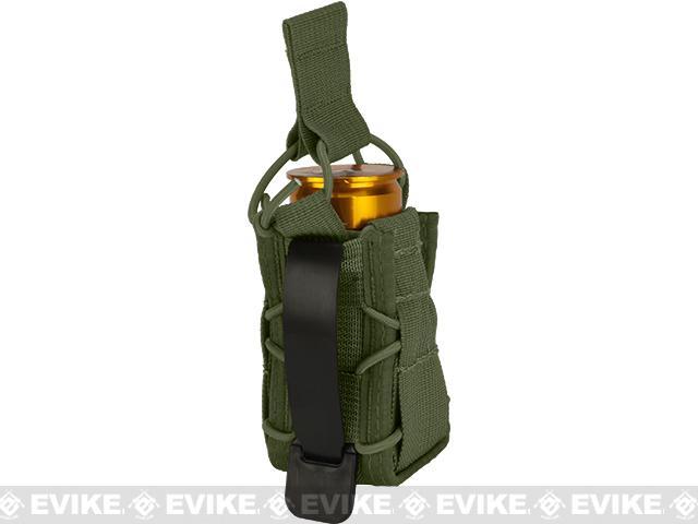 High Speed Gear HSGI TACO Single 40mm Grenade MOLLE Pouch - OD Green