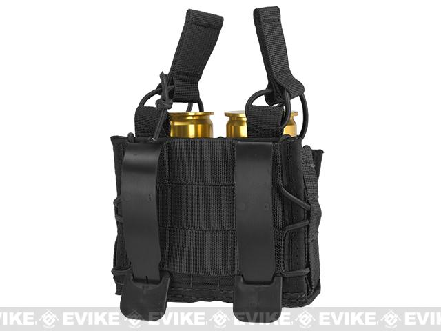 High Speed Gear HSGI TACO Double 40mm Grenade MOLLE Pouch - Black