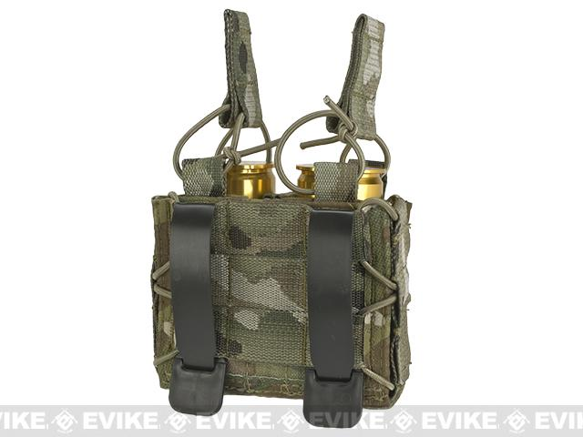 High Speed Gear HSGI TACO Double 40mm Grenade MOLLE Pouch - Multicam