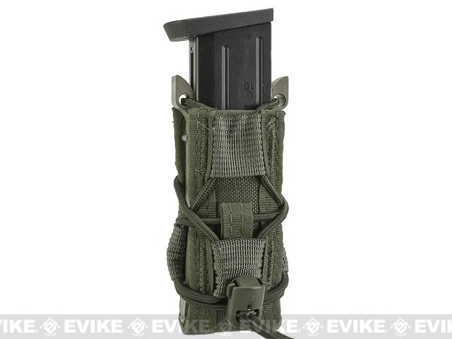 HSGI Pistol TACO� Modular Single Pistol Magazine Pouch - Smoke Green