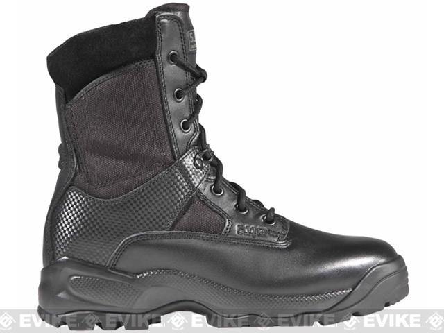 5.11 Tactical A.T.A.C 8 Black Boots (Size: 10)