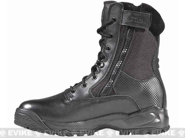 5.11 Tactical A.T.A.C 8 Black Boots (Size: 8)