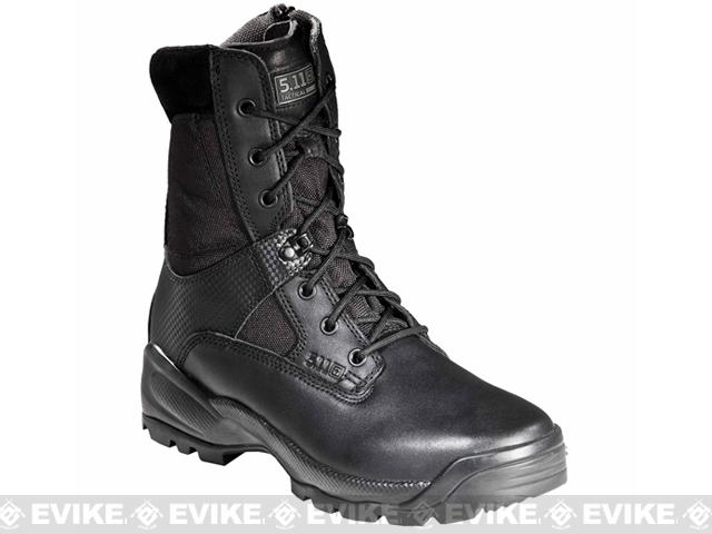 5.11 Tactical A.T.A.C 8 Black Boots (Size: 12)