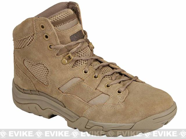 5.11 Tactical Taclite 6 Coyote Boot (Size: 9)