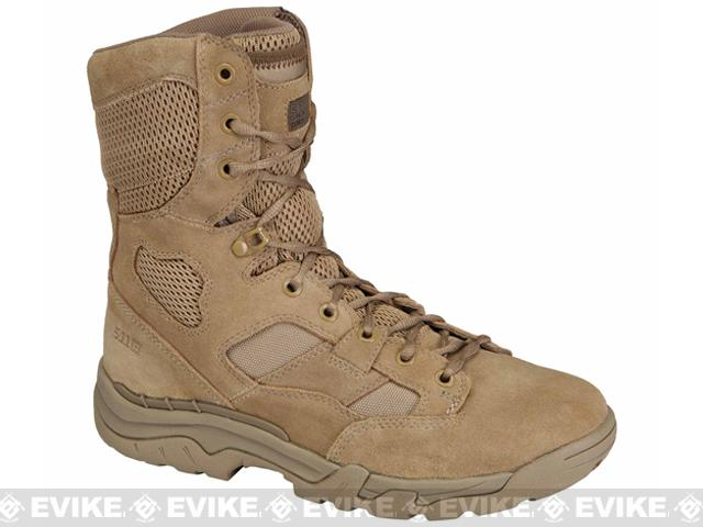 5.11 Tactical Taclite Coyote 8 Boots (Size: 13)