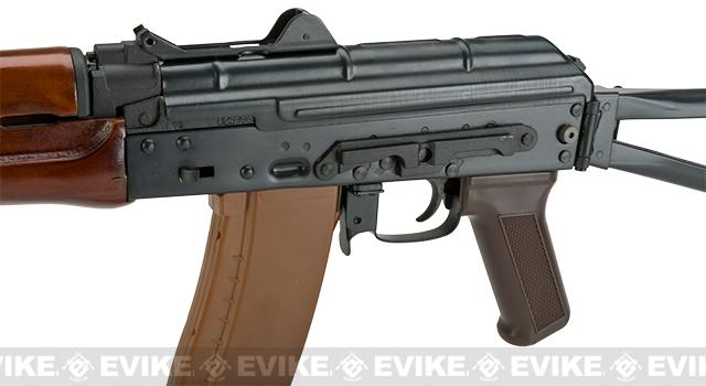z E&L Spartan Delta Series ASK-74UN Full Metal  Airsoft AEG with Folding Stock