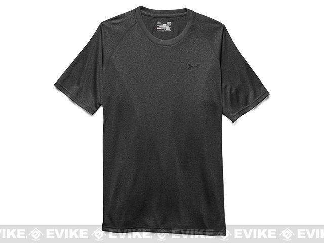 z Under Armour UA Tech™ Short Sleeve T-Shirt - Carbon Heather (Medium)