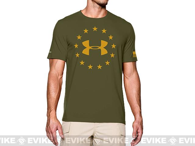 Under Armour Men's UA Freedom T-Shirt - Major (Small)