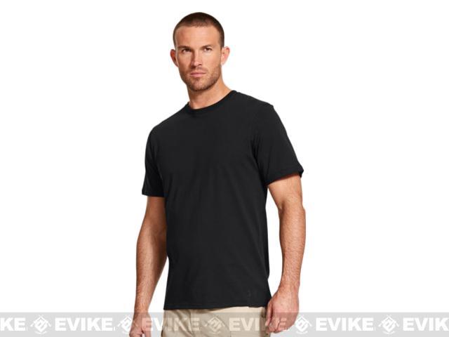 z Under Armour Men's UA Tactical Charged Cotton� T-Shirt - Black (Large)