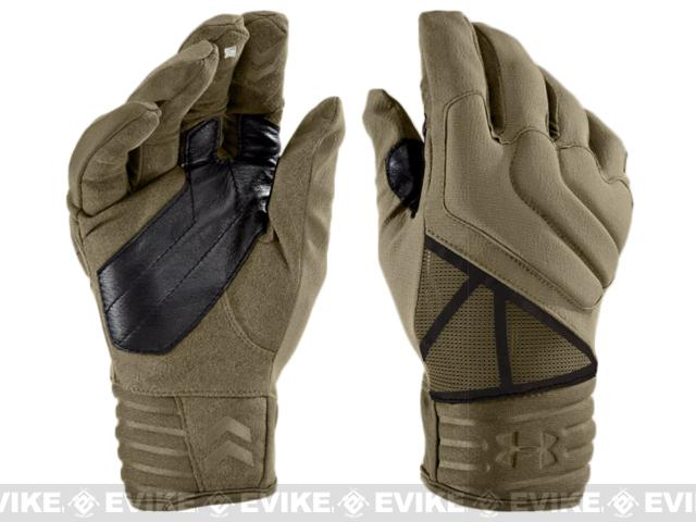 Under Armour Men's UA Tactical Duty Gloves - Coyote Brown (Size: Large)